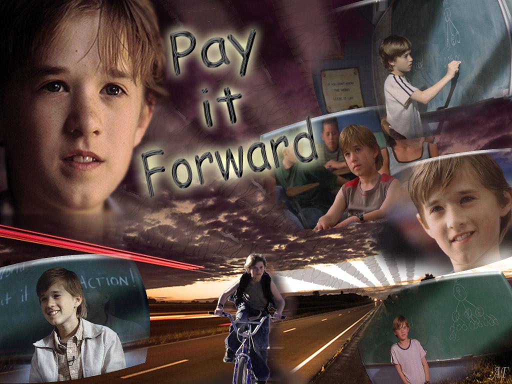 Pay It Forward Photos - Pay It Forward Images: Ravepad ...